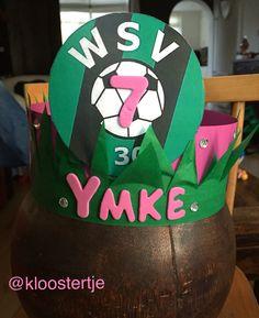 Meidenvoetbal is vet! #verjaarsdagsmuts voetbal