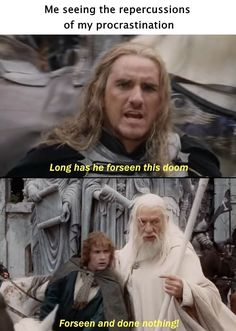 Stupid Memes, Funny Memes, Hilarious, Movie Memes, Tolkien, Nerd Humor, Gandalf, Legolas, Middle Earth