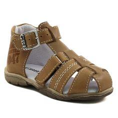 269A GBB PRIGENT MARRON www.ouistiti.shoes le spécialiste internet  #chaussures #bébé, #enfant, #fille, #garcon, #junior et #femme collection printemps été 2017
