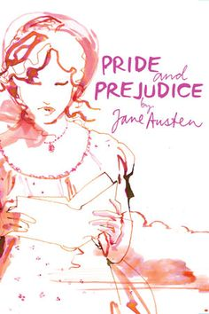 Pride and Prejudice cover illustration by Sara Singh (Sterling's Splinter imprint)