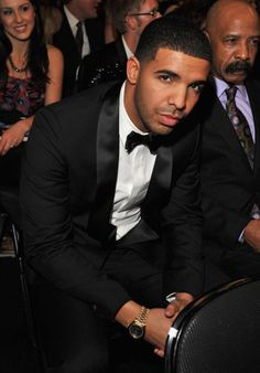 Drake Nominated For Three Awards At The 2013 GRAMMY's  Yay!!!