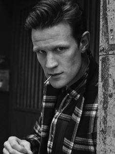 Matt Smith for Interview magazine, November 2016