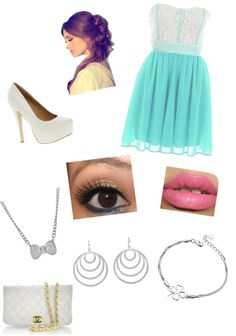 """""""cute wedding outfit"""" by zoeey99 ❤ liked on Polyvore"""