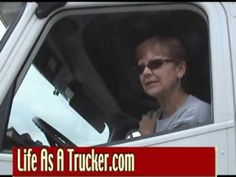 Gene, A Lady Trucker Talks About Women in Trucking and Trucking Today