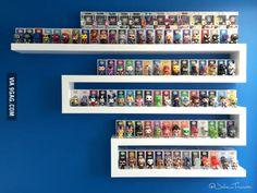 13 Best Amiibo Displays Images Amiibo Display Displaying