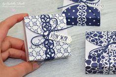 Anleitung Hanuta Verpackung - kreativ-verliebt