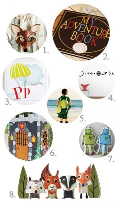 Handmade Gifts for Kids: Little Adventurers!