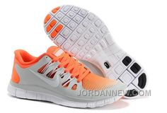 http://www.jordannew.com/nike-free-50-mens-light-grey-orange-running-shoes-for-sale.html NIKE FREE 5.0 MENS LIGHT GREY ORANGE RUNNING SHOES FOR SALE Only $47.20 , Free Shipping!