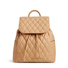 647c891fe4 Quilted Amy Backpack in Black