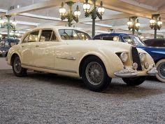 Bugatti Cabriolet Type 101 (1952)