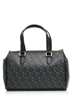 e0b8c2d42391 -DKNY- Perforated Bowling  DKNY  Handbags