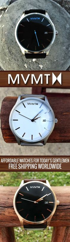 Gentlemen know quality doesn't have to cost a fortune. Complete your look without breaking the bank.  With free shipping worldwide, your wrist is covered for a price you can afford.