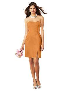 Alfred Angelo 7269 S Bridesmaid Dress | Weddington Way