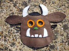 Time to choose your Kids Fancy Costume . How about a Gruffalo Monster Costume ? The Gruffalo and The Gruffalo Child are great favourites kids. Book Costumes, World Book Day Costumes, Book Week Costume, Fancy Costumes, Diy Costumes, Halloween Masks, Halloween Costumes For Kids, Children Costumes, Toddler Costumes