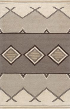 LW5C, natural/grey – Southwestern rugs, Luxury Lodge comes to life in this imaginative collection. Traditions of the past meet modern needs for quality, beauty and comfort in these unique and timeless designs inspired by Native American motifs from the American Southwest. Soft pile weave replaces the traditional flat weave of typical Navajo-inspired carpets, resulting in luxuriously soft, superior quality hand-woven rugs.