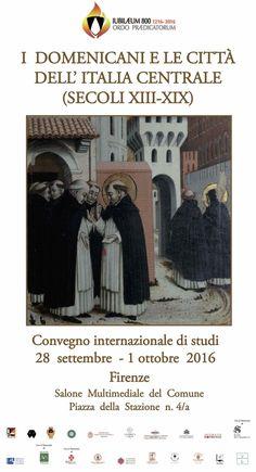 """MedioEvo Weblog: """"I Domenicani e le città dell'Italia centrale (sec..."""