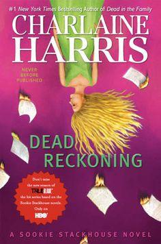 Sookie Stackhouse series #11 // Charlaine Harris