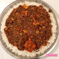 Soupe kandjé express | lacuisinededaba