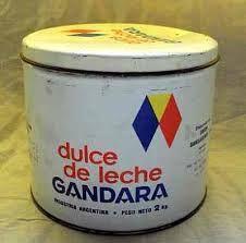 Dulce de leche Gandara