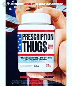 Interesting documentary for a Sunday evening from @bigstrongfast.  #prescriptionthugs #FDA #medication #netflix #Rx