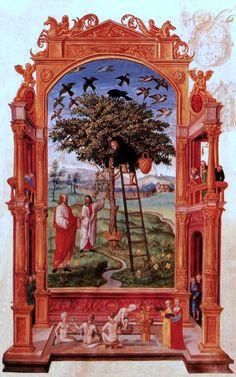 Splendor Solis (1582). Figura 6. Es considerado uno de los tesoros más valiosos de la British Library de Londres, conservado, bajo la signatura Harley 3469.
