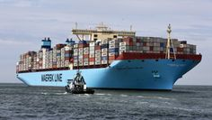 Holy Ship! Triple E – The Biggest Container Ship in the World | Public Radio International
