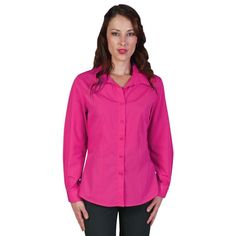 Show details for Roselina Blouse Long Sleeve Corporate Uniforms, Polycotton Fabric, Crop Image, Logo Gallery, Shirt Blouses, Shirts, Shirt Store, Long Blouse, Tool Design