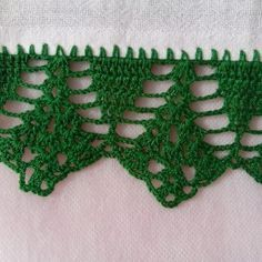 Crochet Borders, Crochet Stitches, Knitting Patterns, Crochet Patterns, Crochet Symbols, Button Crafts, Diy Crochet, Diy And Crafts, Crochet Necklace
