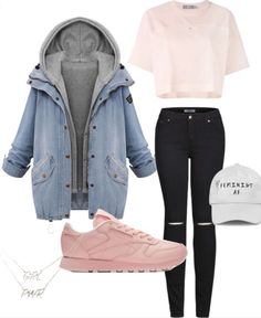 One jacket 27 spring outfits for teens! - School Diy : One jacket 27 spring outfits for teens! One jacket 27 spring outfits for teens! The post One jacket 27 spring outfits for teens! appeared first on School Diy. Nerd Fashion, Teen Fashion Outfits, Fall Outfits, Summer Outfits, Grunge Outfits, Emo Outfits, Spring School Outfits, Middle School Outfits, Outfits For Teens For School