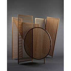 Wood Screen Origin - Part I: Join (Screen) Deco Furniture, Space Furniture, Furniture Design, Panel Divider, Japanese Joinery, Movable Walls, Japanese Screen, Cypress Wood, Wood Cladding