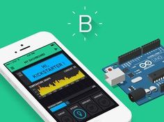 Blynk is a Platform with iOS and Android apps to control Arduino, Raspberry Pi and the likes over the Internet. It's a digital dashboard where you can build a graphic interface for your project by simply dragging and dropping widgets.