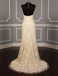 Naeem Khan Brazil Discount Designer Wedding Dress