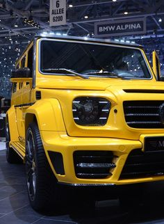G-class by mansory