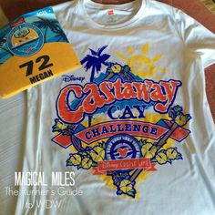 Inaugural Castaway Cay Challenge