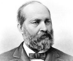 James A. Garfield, 20th president of the United States 1881 Garfield was assassinated by a political enemy in the first year of his term. He only lived for a few weeks after having been shot twice. He was the second president to be assassinated.