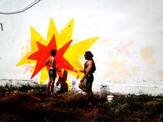FAGani - Festival animovaného graffiti / The Festival of Animated Graffiti Graffiti, Street Art, Animation, Projects, Painting, Log Projects, Blue Prints, Painting Art, Paintings