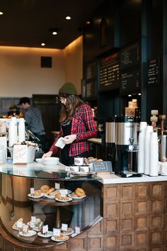 Stumptown Coffee Roasters, Portland