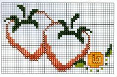 Cross Stitch Flowers, Cross Stitch Patterns, Embroidery, Fashion, Cross Stitch Love, Cross Stitch Rose, Cross Stitch Kitchen, Crochet Edgings, Dishcloth