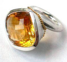 Ring uit het atelier van Odinski Jewels http://www.facebook.com/juweliersplein