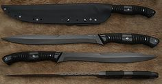 Anyone knows how this type of knives are called? | By Dawson Knives
