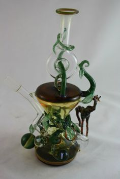 giraffe dab rig unknown artist cannabis pipes amp bongs