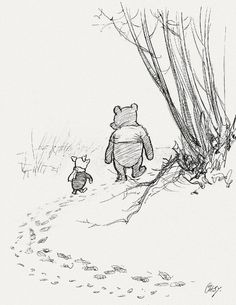 Wath day is it? asked Pooh . It's today.... My favorite day!! pooh