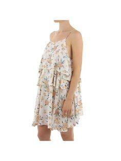 Insight - Cascade Dress/Cream
