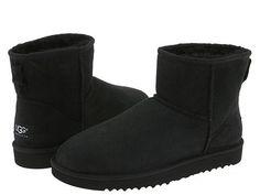 Ugg Australia Black Mini ($150)