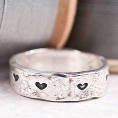 swap Handmade silver ring