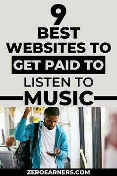 Are you looking for the best ways to get paid to listen to music? Yes? Here are some of the best ways to get paid to listen to music. #listentomusic #gpt #makemoneyonline #parttimejobs #sidehustles #extramoney #music