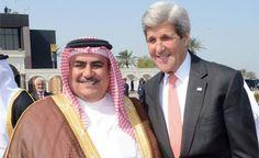 Bahrain News Agency | US Secretary of State leaves Bahrain