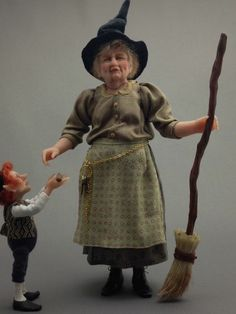 *ThiCkEt PeOpLe*-Wizard/Witch-1/12th scale-AmBrOsiA&MiPs-Witch/Wizard-M&CH*