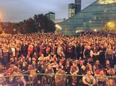Image result for jeremy corbyn manchester cathedral