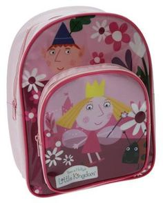Trade Mark Collections Ben and Holly Backpack with Front Pocket Trade Mark Collections http://www.amazon.co.uk/dp/B005DZANBI/ref=cm_sw_r_pi_dp_Y.U6ub16M5796